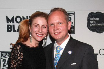 Diane Neal Jan-patrick Schmitz MONTBLANC Presents the 10th Annual Production of The 24 Hour Plays on Broadway - After Party Arrivals