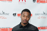 Chingy attends the MP3waxx.com Deejays & Producers Honors Luncheon at Vibes Lounge on September 20, 2014 in Atlanta, Georgia.