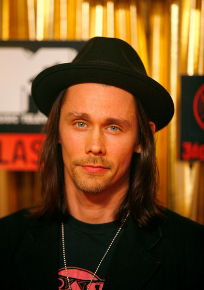 Myles Kennedy In Mtv Classic The Launch Arrivals Zimbio