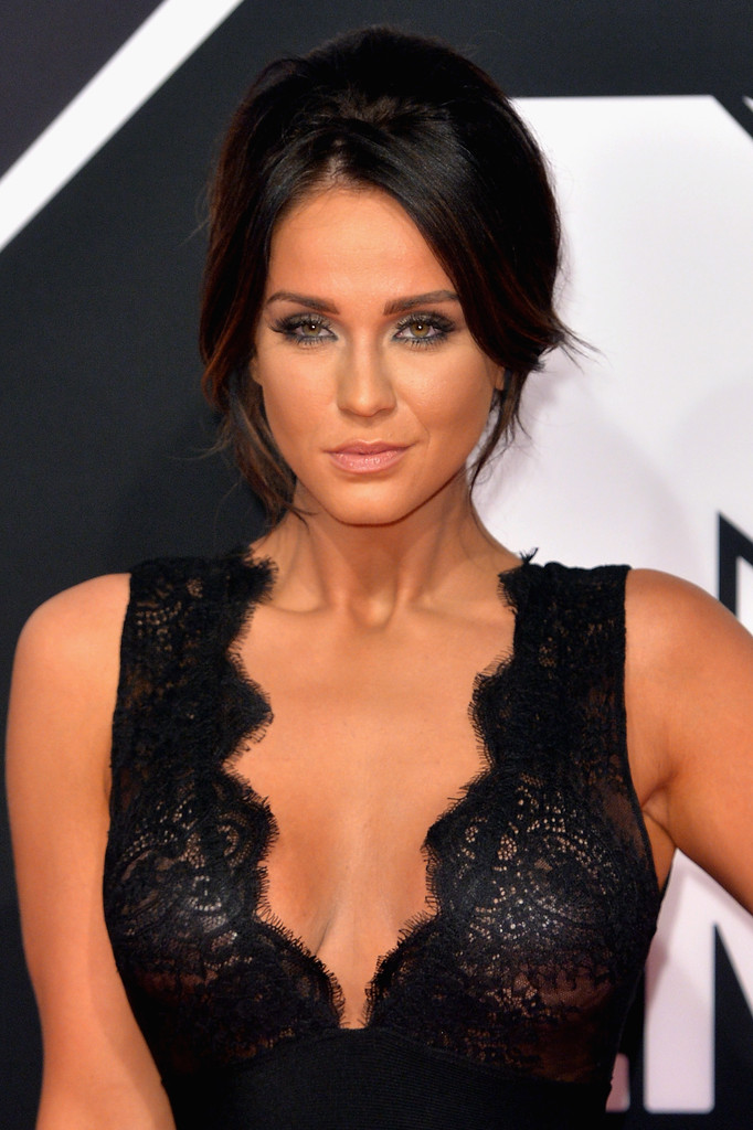 Vicky Pattison in MTV EMA's 2015 - Red Carpet Arrivals ...