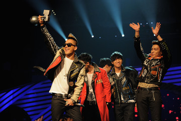 Big Bang MTV Europe Music Awards 2011 - Show