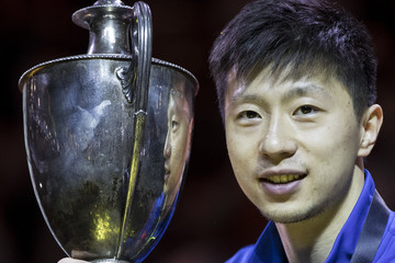 Ma Long Table Tennis World Championship - Day 8
