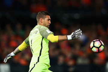 Maarten Stekelenburg Netherlands v Belarus - FIFA 2018 World Cup Qualifier