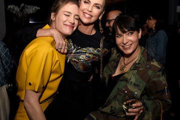 Mackenzie Davis Premiere Of Focus Features' 'Tully' - After Party