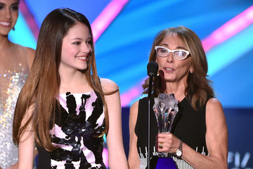 Mackenzie Foy 20th Annual Critics' Choice Movie Awards Show