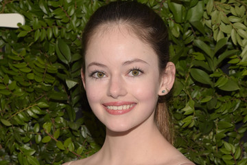 Mackenzie Foy Salvatore Ferragamo Celebrates 100 Years in Hollywood with the Newly Unveiled Rodeo Drive Flagship