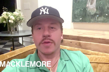 Macklemore 63rd Annual GRAMMY Awards –  MusiCares: Music On A Mission Online Celebration and Fundraiser