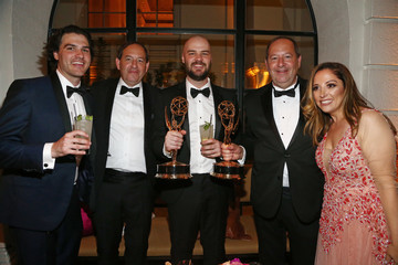 Maclain Way 2018 Creative Arts Emmy Awards Netflix After Party