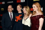 Christina Hendricks and Elisabeth Moss Photos Photo