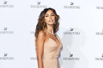 Madalina Ghenea Swarovski Crystal Wonderland Party