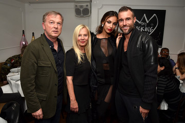 Madalina Ghenea Philipp Plein Dinner at Bagatelle