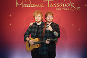 Madame Tussauds New York and Ed Sheeran Debut Never Before Seen Wax Figure Of Music Superstar