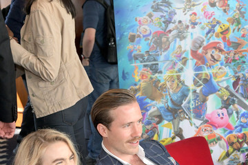 Maddie Hasson Nintendo At The Variety Studio At Comic-Con San Diego 2018