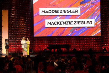 Maddie Ziegler Mackenzie Ziegler Ending Youth Homelessness: A Benefit For My Friend's Place