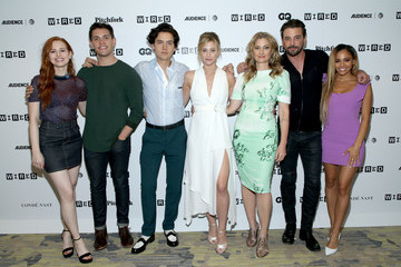 Madelaine Petsch Lili Reinhart 2018 WIRED Cafe At Comic-Con Presented By AT&T Audience Network - Day 3