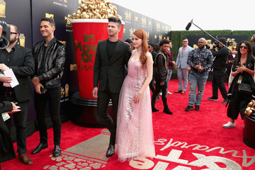 Madelaine Petsch 2018 MTV Movie And TV Awards - Red Carpet