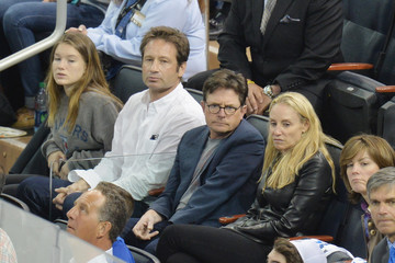 Madelaine West Duchovny NHL Stanley Cup Final: Game 4