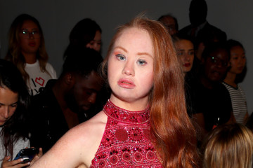 Madeline Stuart Dan Liu S/S19 - New York Fashion Week: The Shows - Front Row
