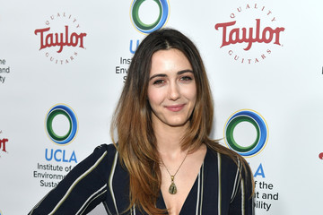 Madeline Zima UCLA's 2018 Institute Of The Environment And Sustainability (IoES) Gala - Arrivals