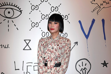 Mademoiselle Yulia Gucci 4 Rooms Opening Event in Tokyo