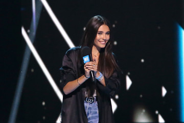 Madison Beer Celebs Come Together at WE Day California to Celebrate Young People Changing the World