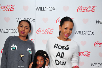 Madison Brown Belafonte Launch Party for WILDFOX Loves Coca-Cola Capsule Collection
