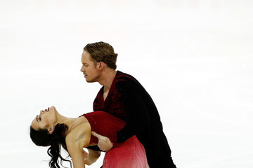 Madison Chock 2016 KOSE Team Challenge Cup - Day 2
