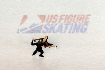 Madison Chock Prudential US Figure Skating Championships: Day 2