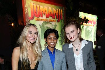 Madison Iseman Premiere of Columbia Pictures' 'Jumanji: Welcome to the Jungle' - After Party