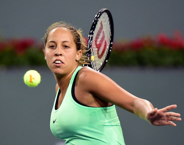 Absence Makes The Heart Grow Fonder For Madison Keys