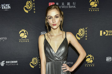 Madison Lintz 2018 Chinese American Film Festival Opening Ceremony And Golden Angel Awards Ceremony