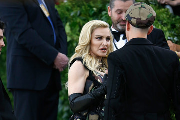 Madonna 'Rei Kawakubo/Comme des Garcons: Art of the In-Between' Costume Institute Gala - Outside Arrivals
