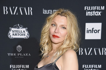 Madonna Harper's BAZAAR Celebrates 'ICONS By Carine Roitfeld' At The Plaza Hotel Presented By Infor, Laura Mercier, Stella Artois, FUJIFILM And SWAROVSKI - Red Carpet