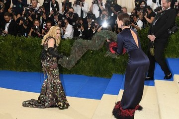 Madonna 'Rei Kawakubo/Comme des Garcons: Art of the In-Between' Costume Institute Gala