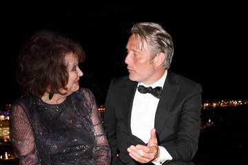 Mads Mikkelsen Kering and Cannes Festival Official Dinner : Cocktail at the 70th Cannes Film Festival