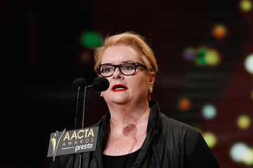 Magda Szubanski 5th AACTA Awards Ceremony Presented by Presto