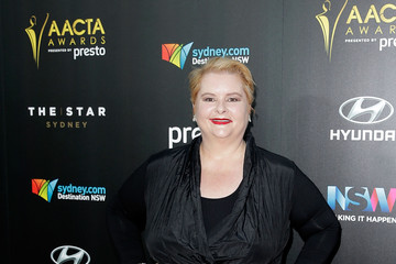 Magda Szubanski 5th AACTA Red Carpet Arrivals Presented by Presto