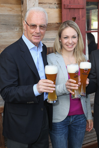 'Erdinger Talk 2013' in Munich