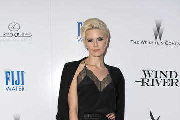 Maggie Grace Premiere of The Weinstein Company's 'Wind River' - Arrivals