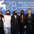"""Maggie Gyllenhaal """"The Lost Daughter"""" Photocall - The 78th Venice International Film Festival"""