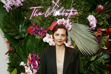 Maggie Gyllenhaal Montblanc x The Webster Collaboration Launch Event