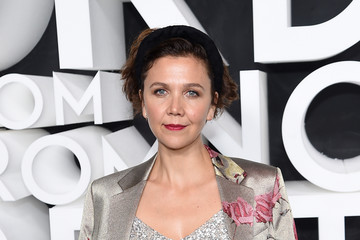 Maggie Gyllenhaal Nordstrom NYC Flagship Opening Party