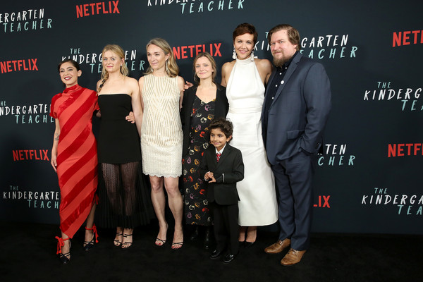 NY Special Screening Of Netflix's 'The Kindergarten Teacher' - Arrivals