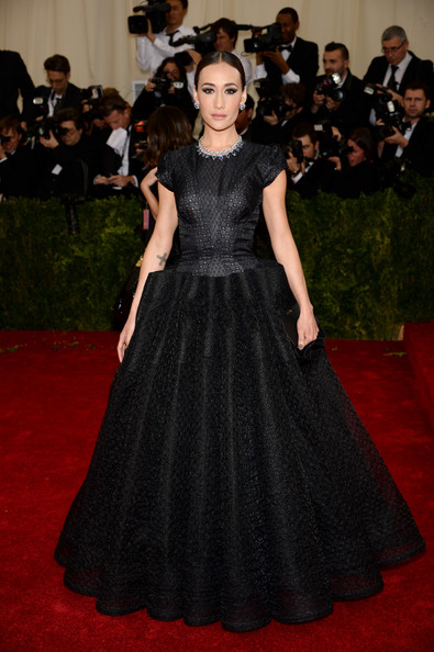 Red Carpet Arrivals at the Met Gala — Part 3
