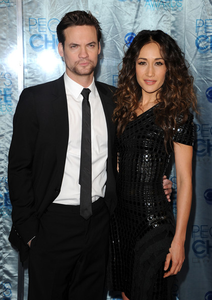 maggie q and shane west photos photos 2011 peoples