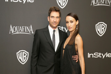 Maggie Q InStyle And Warner Bros. Golden Globes Party — Part 2