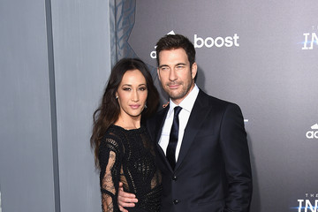 Maggie Q 'Insurgent' Premieres in NYC