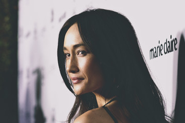 Maggie Q Marie Claire Hosts Inaugural Image Maker Awards - Red Carpet