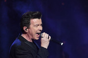 Rick Astley performs during Magic Of Christmas, in association with Magic FM, at London Palladium on November 25, 2018 in London, England.