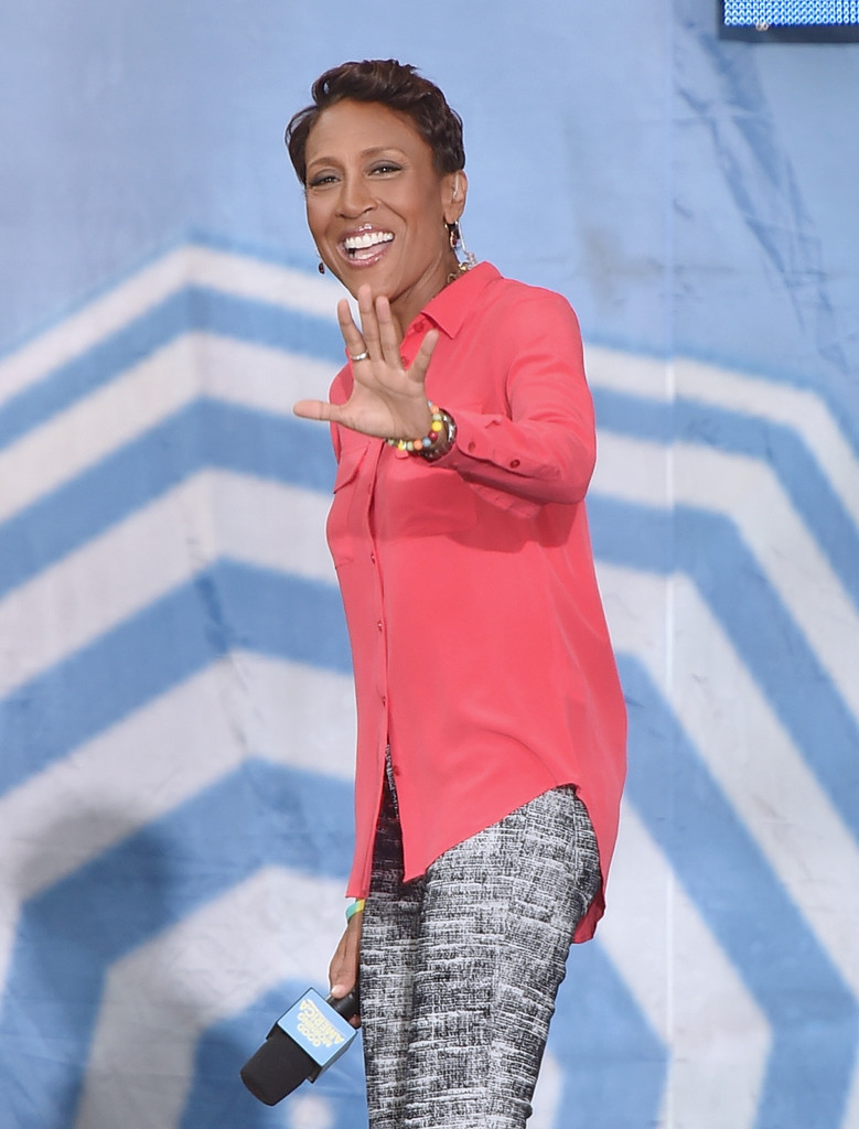 Robin Morning America | robin roberts photos photos magic